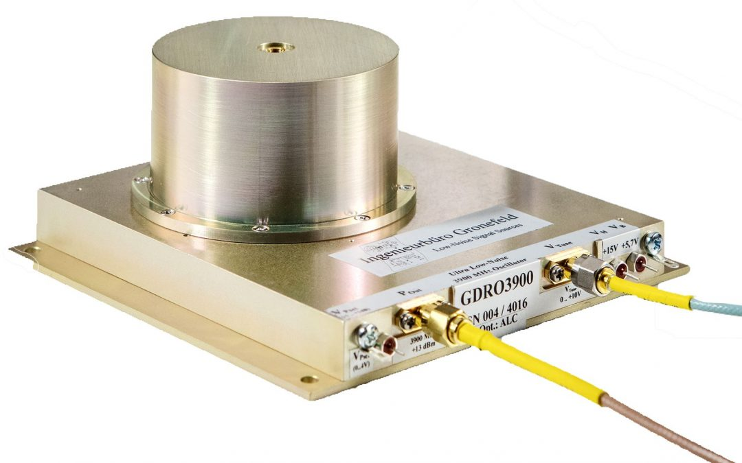 3.9GHz Ultra Low Phase Noise DRO