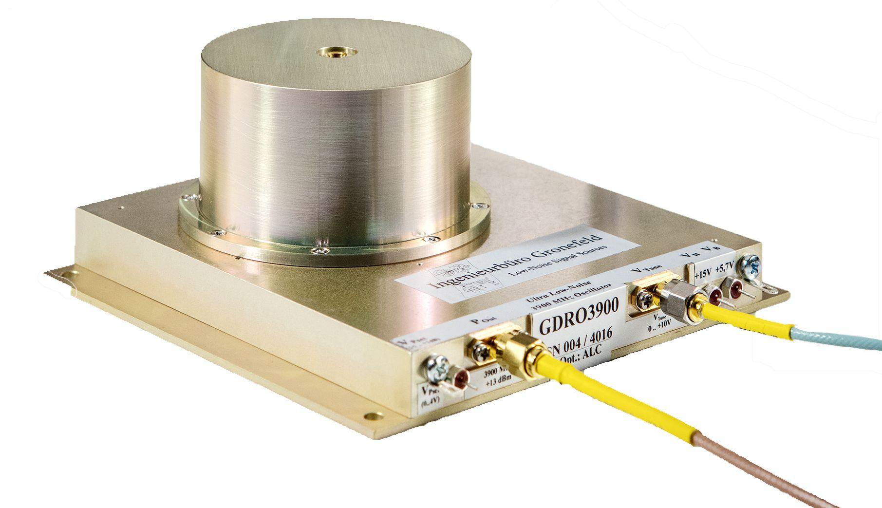 GDRO3900-RUPPtronik-Oszillatoren mit Attosekunden-Phasenjitter