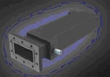 RUPPtronik Hochleistungs-Hohlleiterkomponenten