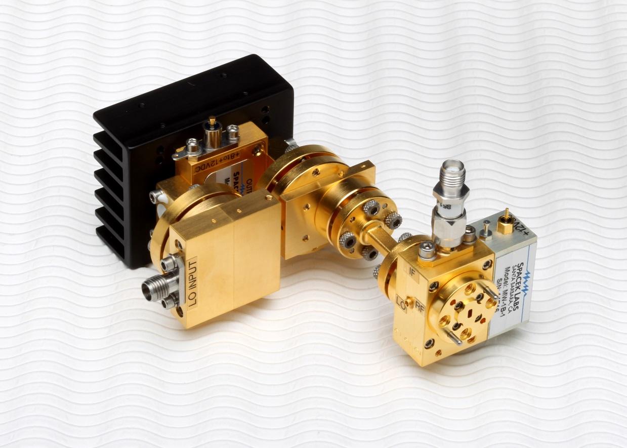 RUPPtronik - MW-1B-6X Biased W-Band Mixer with 6X Multiplier