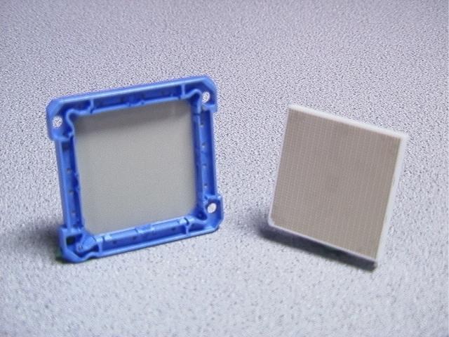 Silikonmatten NUR in Z-Richtung leitend - MVC10060 - RUPPtronik